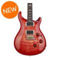 PRS Custom 24 Piezo 10-Top - Blood Orange with Pattern Thin NeckCustom 24 Piezo 10-Top - Blood Orange with Pattern Thin Neck