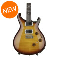 PRS Custom 24 Piezo 10-Top - McCarty Tobacco Sunburst with Pattern Thin NeckCustom 24 Piezo 10-Top - McCarty Tobacco Sunburst with Pattern Thin Neck