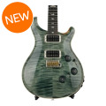 PRS Custom 24 Piezo - Trampas Green with Pattern Regular Neck