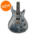 PRS Custom 24 Piezo - Faded Whale Blue with Pattern Thin NeckCustom 24 Piezo - Faded Whale Blue with Pattern Thin Neck
