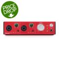 Focusrite Clarett 2Pre 10x4 Thunderbolt Audio InterfaceClarett 2Pre 10x4 Thunderbolt Audio Interface