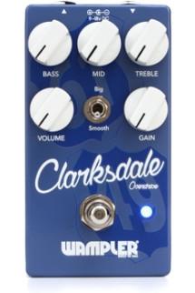 Wampler Clarksdale V2 Delta Overdrive Pedal