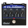 Radial Tonebone Classic-V9 Distortion Pedal with EQTonebone Classic-V9 Distortion Pedal with EQ