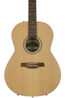 Seagull Guitars Coastline S6 Cedar Folk - Natural