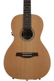 Seagull Guitars Coastline Grand Cedar QI - Natural