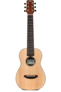 Cordoba Mini Mahogany Travel Guitar - Natural