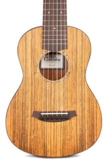 Cordoba Mini Ovangkol Travel Guitar - Natural