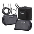 Roland CUBE Street EX PA Pack - Battery Powered Stereo PA