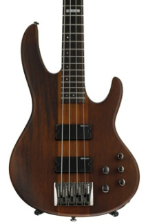 ESP LTD D-4 - 4 string Natural Satin