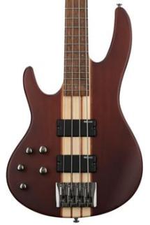 ESP LTD D-4 Left Hand - 4 string Natural Satin