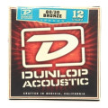Dunlop DAB1254 80/20 Bronze Light Acoustic StringsDAB1254 80/20 Bronze Light Acoustic Strings