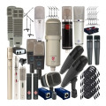 Sweetwater Dream Mic Locker CollectionDream Mic Locker Collection