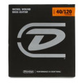 Dunlop DBN40120 Nickel Plated Steel Light 5-String Bass Strings