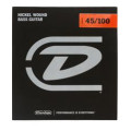 Dunlop DBN45100 Nickel Plated Steel Medium Light Bass Strings