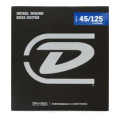 Dunlop DBN45125 Nickel Plated Steel Medium 5-String Bass Strings