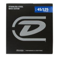 Dunlop DBS45125 Stainless Steel Medium 5-String Bass Strings