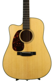 Martin DC-18EL Left-handed - Natural