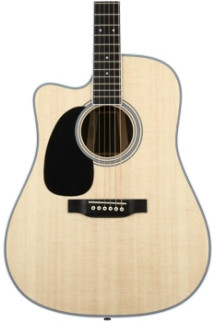 Martin DC-35E Left Handed - Natural