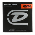 Dunlop DEN0946 Nickel Plated Steel Electric Strings - .009-.046 Lt Top/Hvy BottomDEN0946 Nickel Plated Steel Electric Strings - .009-.046 Lt Top/Hvy Bottom