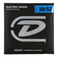 Dunlop DEN1052 Nickel Plated Steel Electric Strings - .010-.052 - Med Top/Hvy BottomDEN1052 Nickel Plated Steel Electric Strings - .010-.052 - Med Top/Hvy Bottom