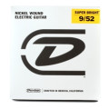 Dunlop Super Bright Electric Strings - .009-.052, Light 7-StringSuper Bright Electric Strings - .009-.052, Light 7-String