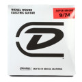 Dunlop Super Bright Electric Strings - .009-.074, Hybrid 8-StringSuper Bright Electric Strings - .009-.074, Hybrid 8-String