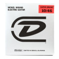 Dunlop DESBN1046 Super Bright Electric Strings - .010-.046 MediumDESBN1046 Super Bright Electric Strings - .010-.046 Medium