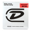 Dunlop Super Bright Electric Strings - .010-.056, Medium 7-StringSuper Bright Electric Strings - .010-.056, Medium 7-String