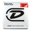 Dunlop Super Bright Electric Strings - .010-.074, Medium 8-StringSuper Bright Electric Strings - .010-.074, Medium 8-String