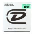 Dunlop Super Bright Electric Strings - .011-.050, Medum HeavySuper Bright Electric Strings - .011-.050, Medum Heavy