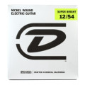 Dunlop Super Bright Electric Strings - .012-.054, Heavy