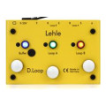 Lehle D.Loop SGoS Effects Loop Switcher PedalD.Loop SGoS Effects Loop Switcher Pedal