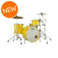 Pearl Decade Maple Shell Pack - 3pc, Solid Yellow