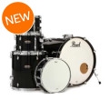 Pearl Decade Maple Shell Pack - 5pc - Black Ice Lacquer