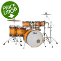 Pearl Decade Maple Shell Pack - 7pc - Classic Satin AmburstDecade Maple Shell Pack - 7pc - Classic Satin Amburst