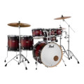Pearl Decade Maple Shell Pack - 7pc - RedburstDecade Maple Shell Pack - 7pc - Redburst