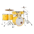 Pearl Decade Maple Shell Pack - 7pc - Solid YellowDecade Maple Shell Pack - 7pc - Solid Yellow