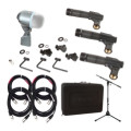 Shure DMK57-52 with Stand and Cables PackageDMK57-52 with Stand and Cables Package