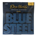 Dean Markley 2034 Blue Steel 92/8 Bronze Cryogentic Activated Light Acoustic Strings