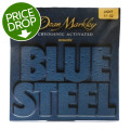 Dean Markley 2034 Blue Steel 92/8 Bronze Cryogentic Activated Light Acoustic Strings2034 Blue Steel 92/8 Bronze Cryogentic Activated Light Acoustic Strings