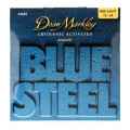 Dean Markley 2036 Blue Steel 92/8 Bronze Cryogentic Activated Medium Light Acoustic Strings