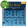 Dean Markley 2036 Blue Steel 92/8 Bronze Cryogentic Activated Medium Light Acoustic Strings2036 Blue Steel 92/8 Bronze Cryogentic Activated Medium Light Acoustic Strings
