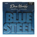 Dean Markley 2550 Blue Steel Electric Guitar Strings - .008-.038 Extra Light