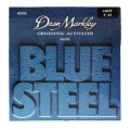 Dean Markley 2552 Blue Steel Electric Guitar Strings - .009-.042 Light