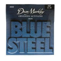 Dean Markley 2555 Blue Steel Electric Guitar Strings - .012-.054 Jazz