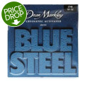 Dean Markley 2558 Blue Steel Electric Guitar Strings - .010-.052 Lt Top/Hvy Bottom2558 Blue Steel Electric Guitar Strings - .010-.052 Lt Top/Hvy Bottom