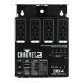 Chauvet DJ DMX-4 4-Ch DMX Dimmer/Switch PackDMX-4 4-Ch DMX Dimmer/Switch Pack
