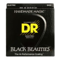 DR Strings BKB-45 Black Beauties Coated Steel Medium Bass StringsBKB-45 Black Beauties Coated Steel Medium Bass Strings