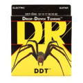 DR Strings DDT-10/60 Drop-Down Tuning Nickel Plated Steel Big-Heavy Electric Guitar Strings