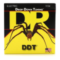 DR Strings DDT-11 Drop-Down Tuning Nickel Plated Steel Extra Heavy Electric Guitar StringsDDT-11 Drop-Down Tuning Nickel Plated Steel Extra Heavy Electric Guitar Strings
